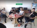 Vídeo conferência com parceiros do CTA do IFRS de Bento Gonçalves/RS (Portal C3)